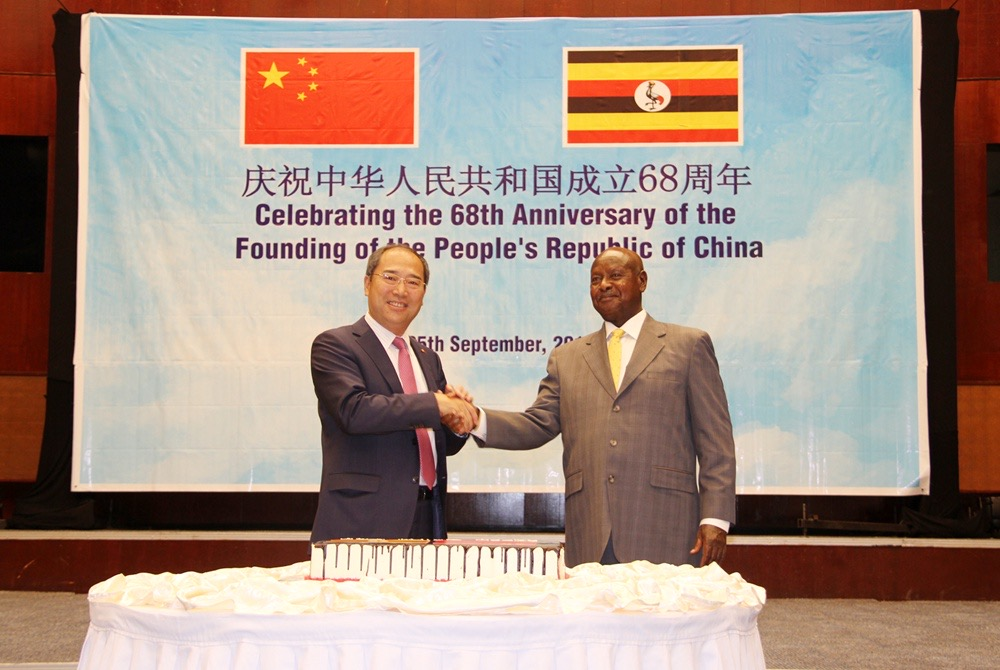 A Special Friendship: Six decades of Sino-Uganda shared Prosperity.