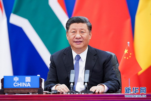 Enhanced China-Africa Cooperation Vital to Soften Impact of Covid- 19 – Xi Jinping