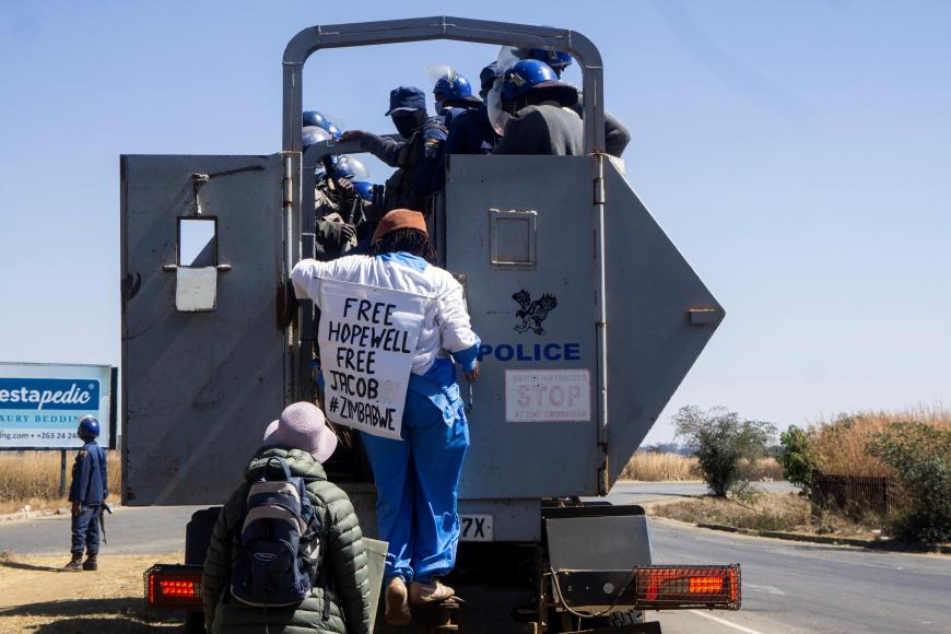 Politics of Pandemic: How Zimbabwe is Using Covid-19 to Stifle Human Rights.