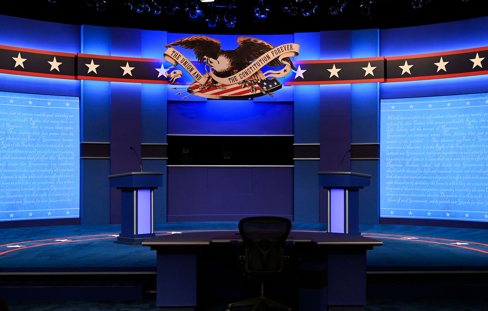 US Presidential Debate. Here's what you need to know about tonight's showdown.