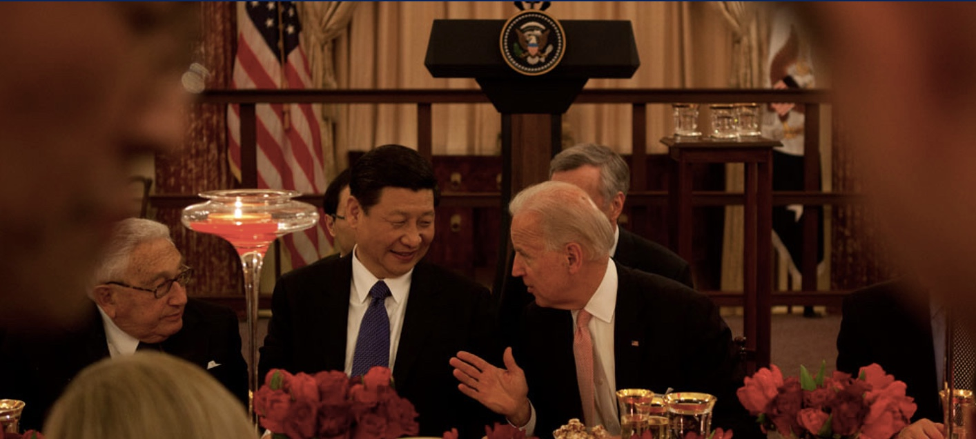Biden Can Redefine U.S-China Policy; But he Must Avoid Doubling Down Trump's Predominance in Asia.