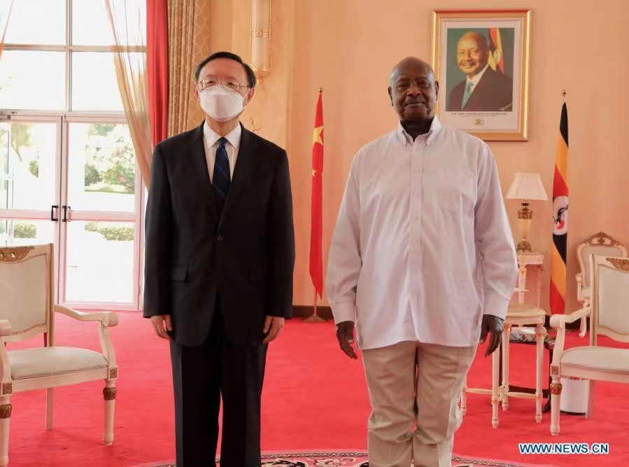 China-Uganda relations: an all-round mutual benefits engagement.