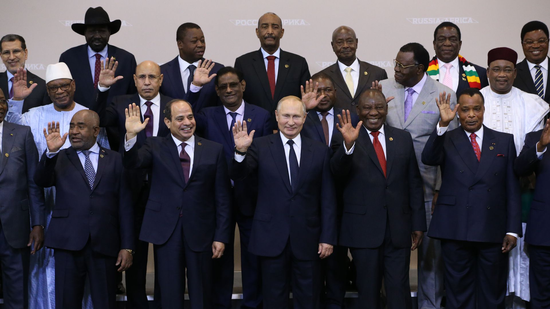RUSSIA'S GROWING INFLUENCE IN AFRICA & ITS IMPLICATIONS.