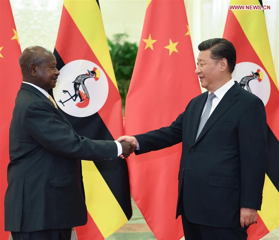 Uganda has reasons to celebrate China's 100 years success.