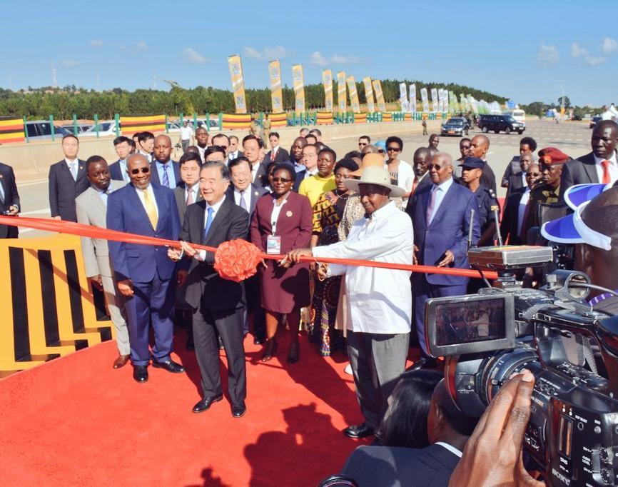 China-Uganda journey of diplomacy: The Sun rose –work counting.